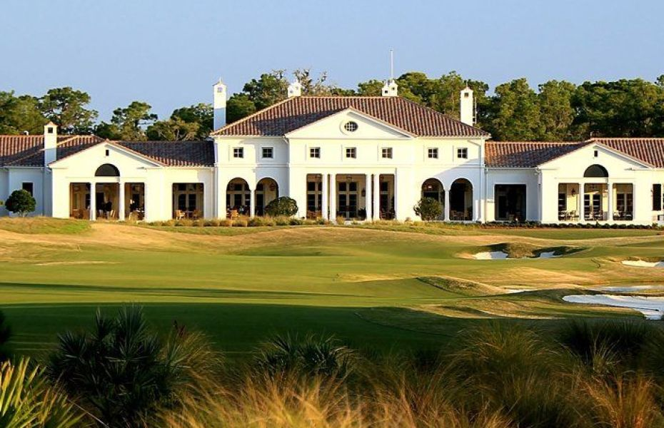 Clubhouse at Concession Country Club